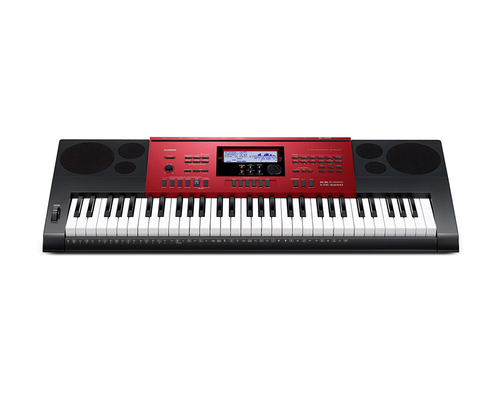 Image of   Casio CTK-6250 keyboard