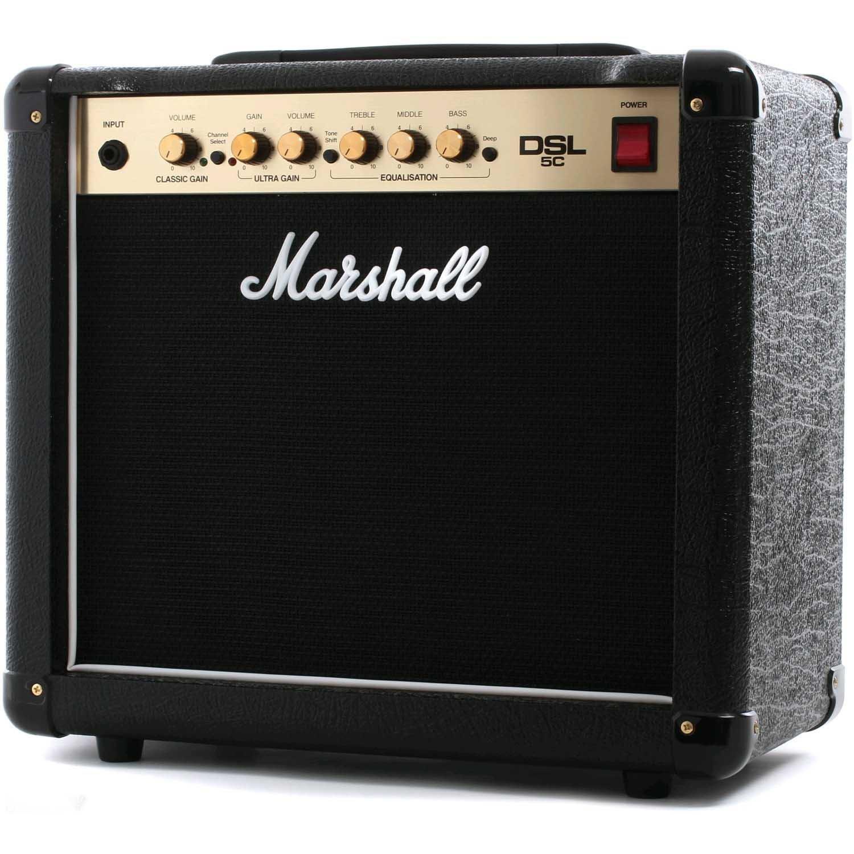 Marshall DSL5C guitarforstærker