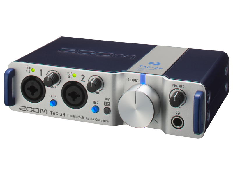 Zoom TAC-2R audiointerface