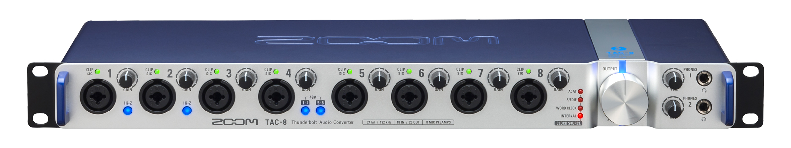 Zoom TAC-8 audiointerface