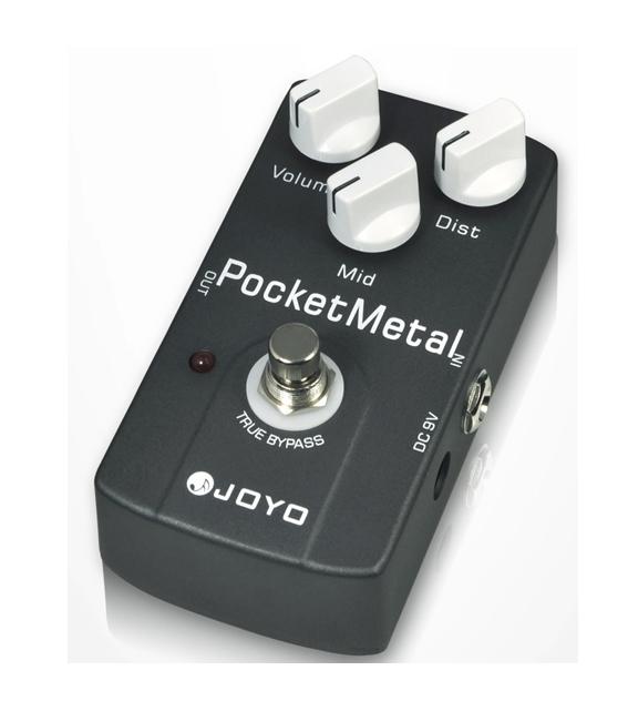 Billede af Joyo JF-35PocketMetal guitar-effekt-pedal