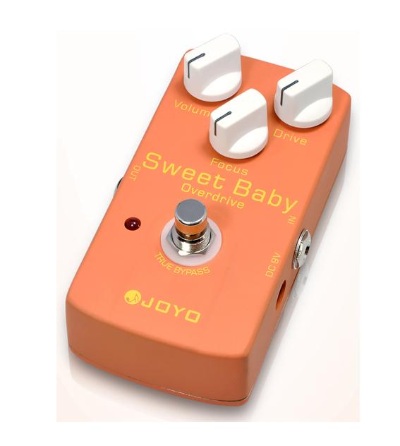 Joyo JF-36SweetBaby guitar-effekt-pedal