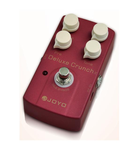 Billede af Joyo JF-39DeluxeCrunch guitar-effekt-pedal