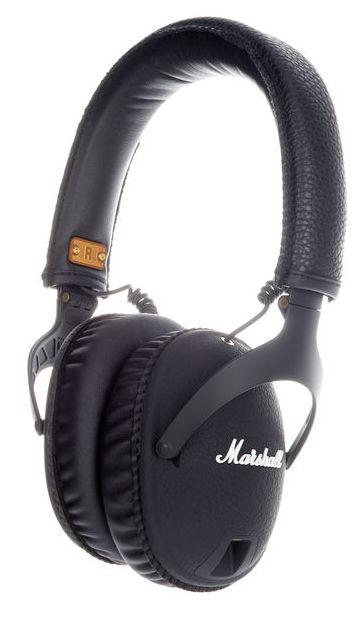 Marshall Monitor hovedtelefoner sort