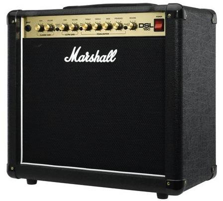 Billede af Marshall DSL15C guitarforstærker