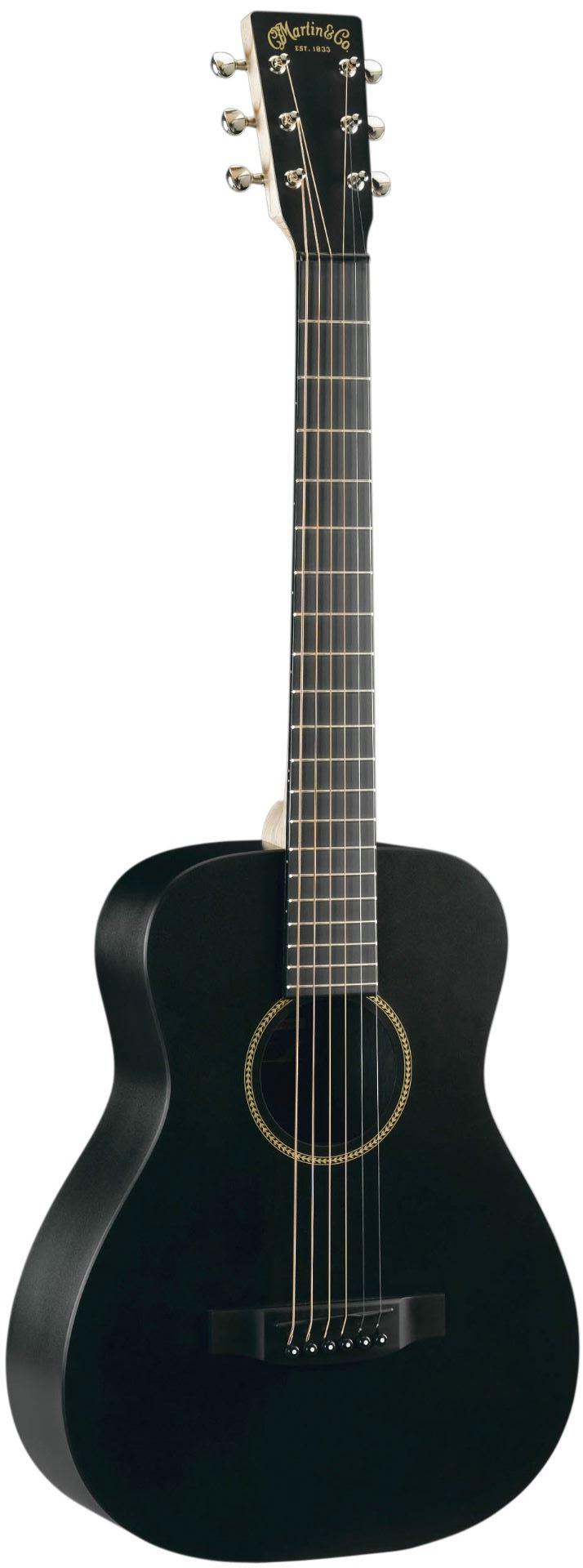 Billede af Martin LX1-BLACKLittleMartin western-guitar sort