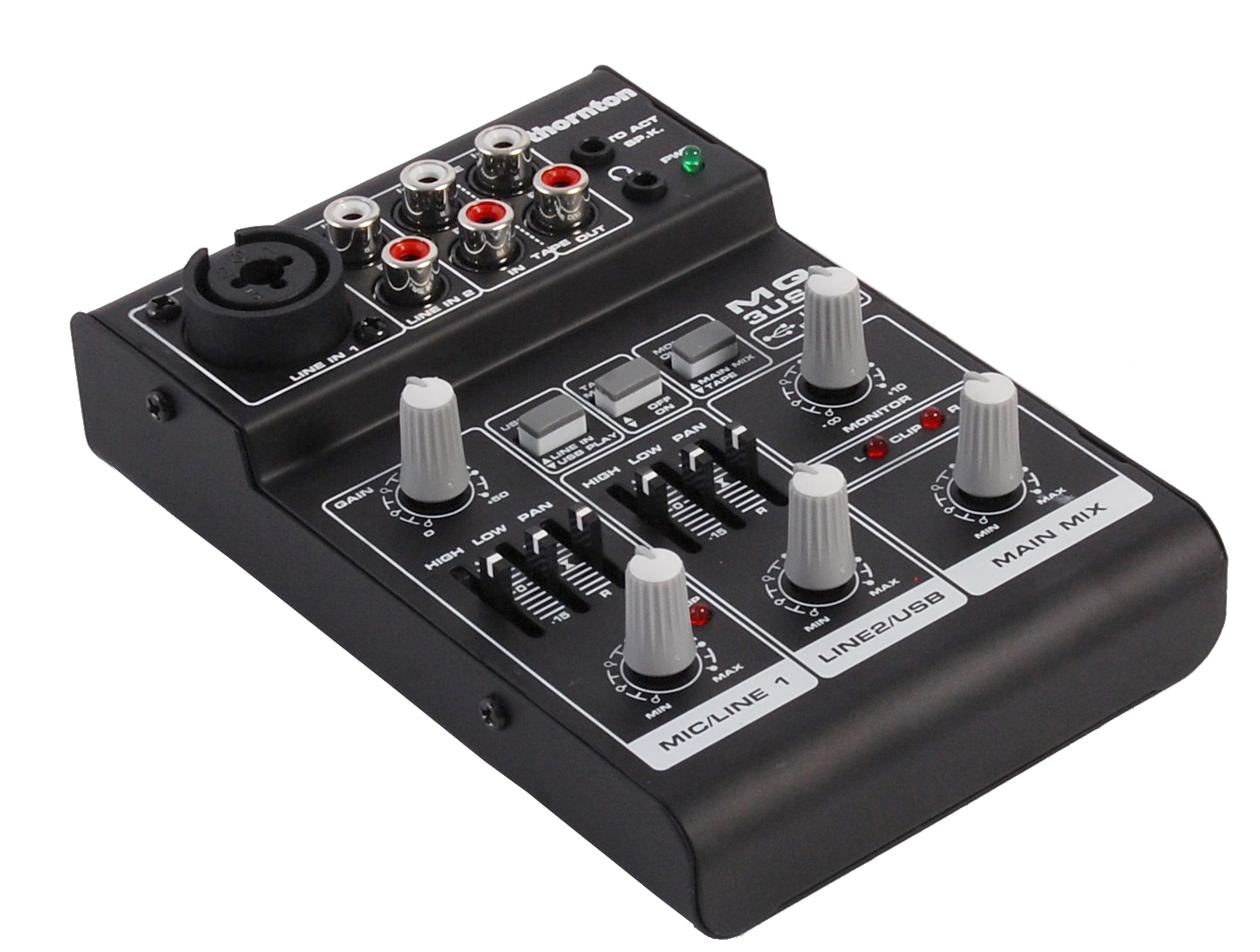 Image of   Thornton MQ-3USB mixer