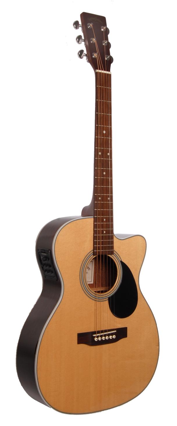 Billede af Sigma OMRC-28E western-guitar natur