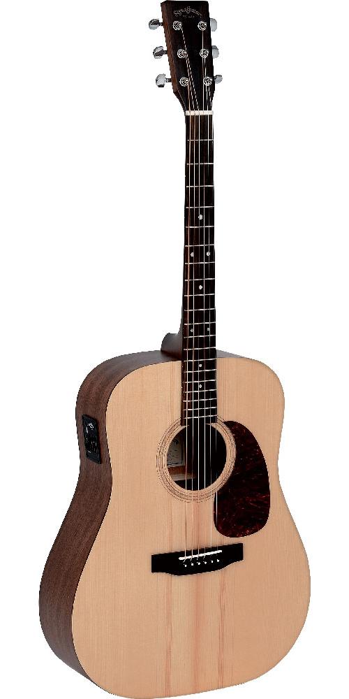 Billede af Sigma DME western-guitar natur