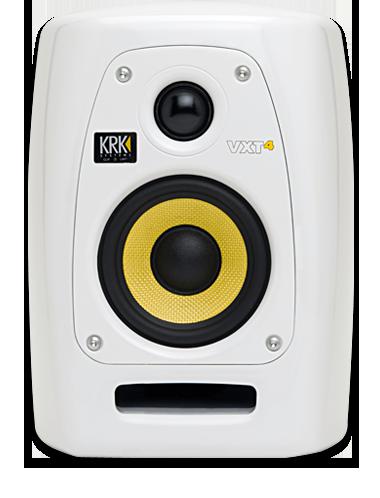 KRK VXT-4W aktivmonitor hvid
