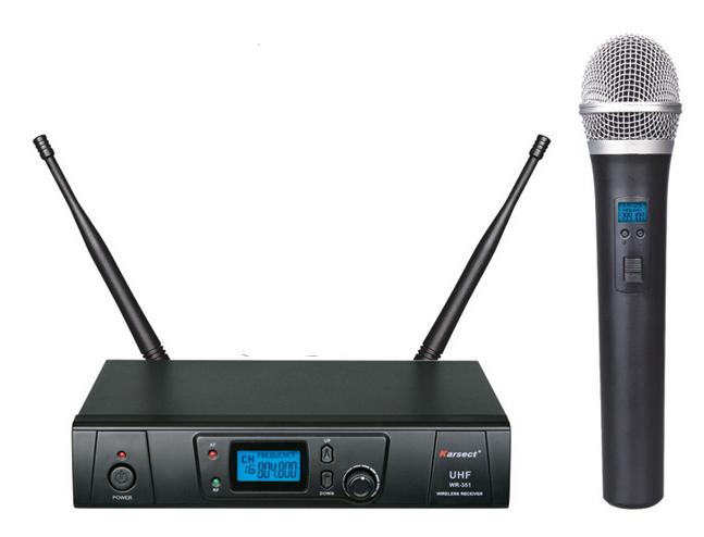 Billede af Karsect WR-351HT35 trådløsthåndholdtmikrofon-sæt