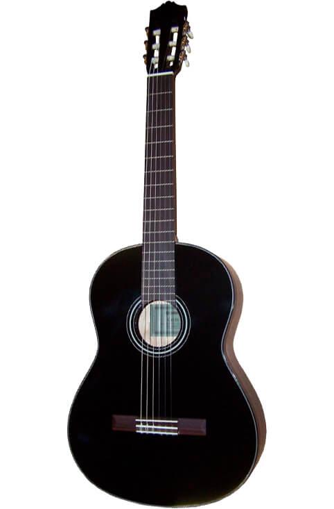 akustisk spansk guitar med gratis levering finder du her. Black Bedroom Furniture Sets. Home Design Ideas