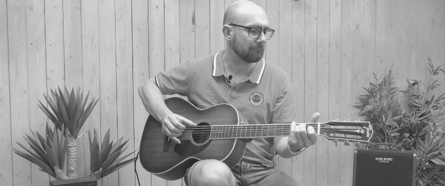 Få god lyd ud af din akustiske guitar