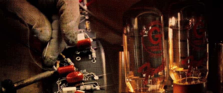 Transistor- eller rørforstærker?