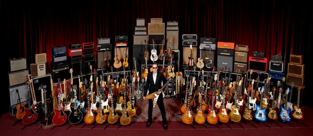 Når én guitar ikke er nok