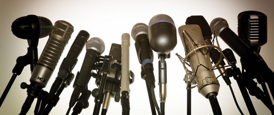 Sådan vælger du mikrofon