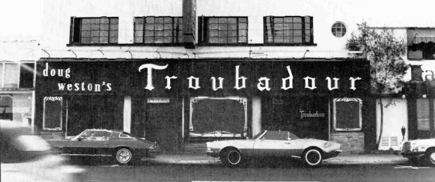 Har vi ikke alle en Troubadour indeni?