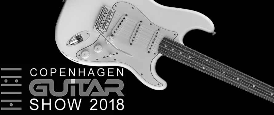 Ses vi til Copenhagen Guitar Show 2018?