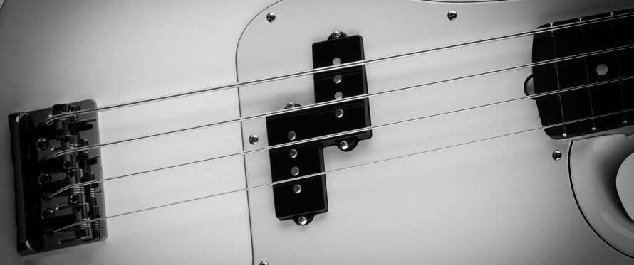Fender Professional bas