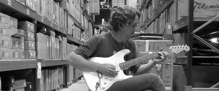 Den nye Fender Player serie!