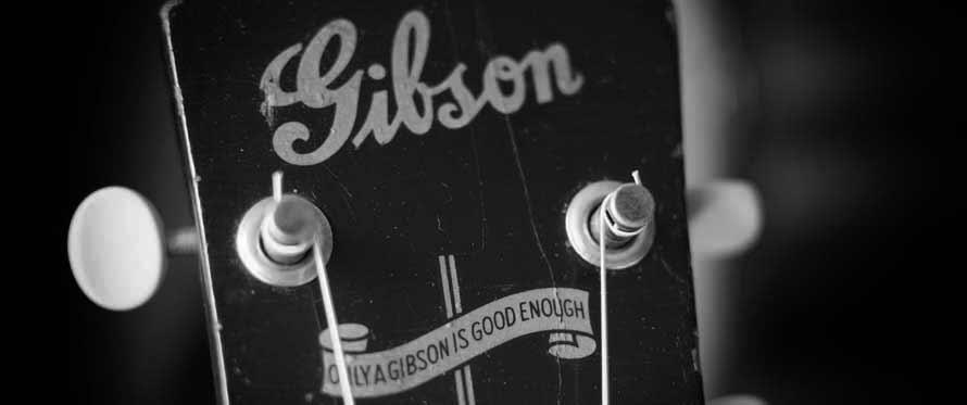 Gibson hos DanGuitar.dk