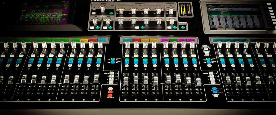 Valg af mixer