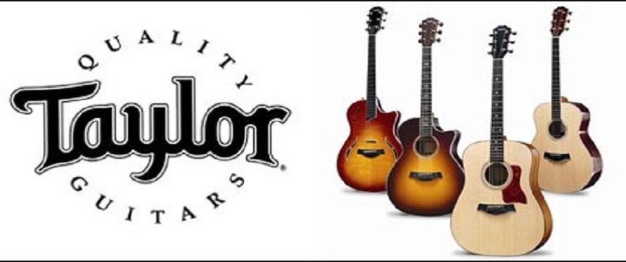 Nye Grand Pacific modeller fra Taylor guitars